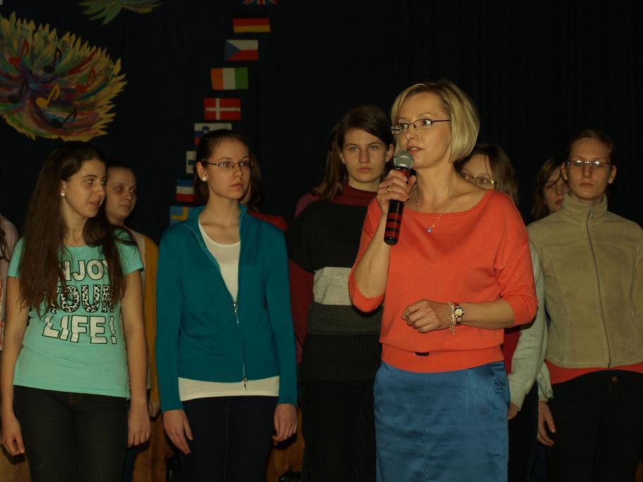 """You are browsing images from the article: VI FESTIWAL PIOSENKI OBCOJĘZYCZNEJ """"ŚPIEWAJMY RAZEM"""""""