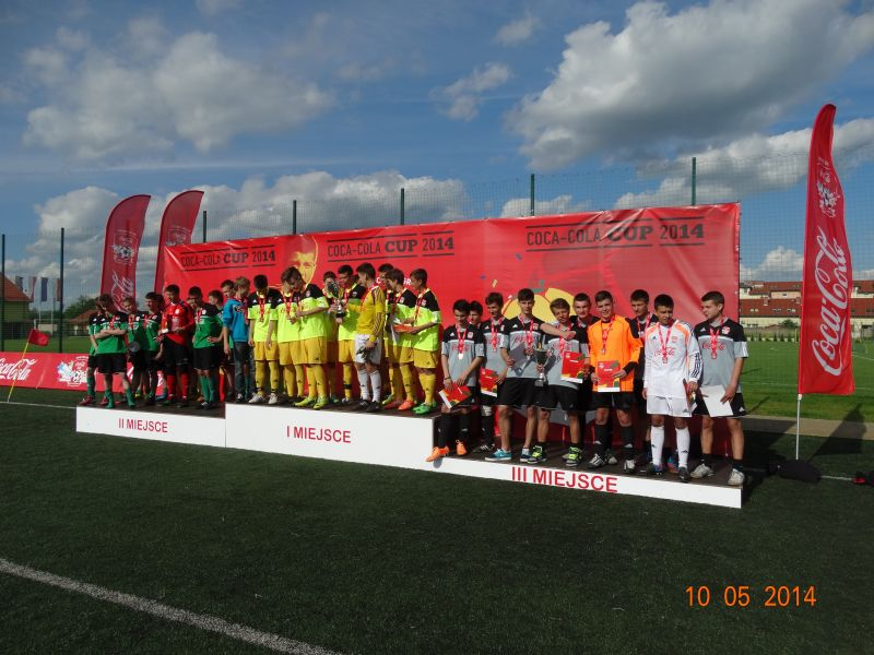 You are browsing images from the article: COCA COLA CUP – NIEBYWAŁY SUKCES CHŁOPCÓW Z PG1