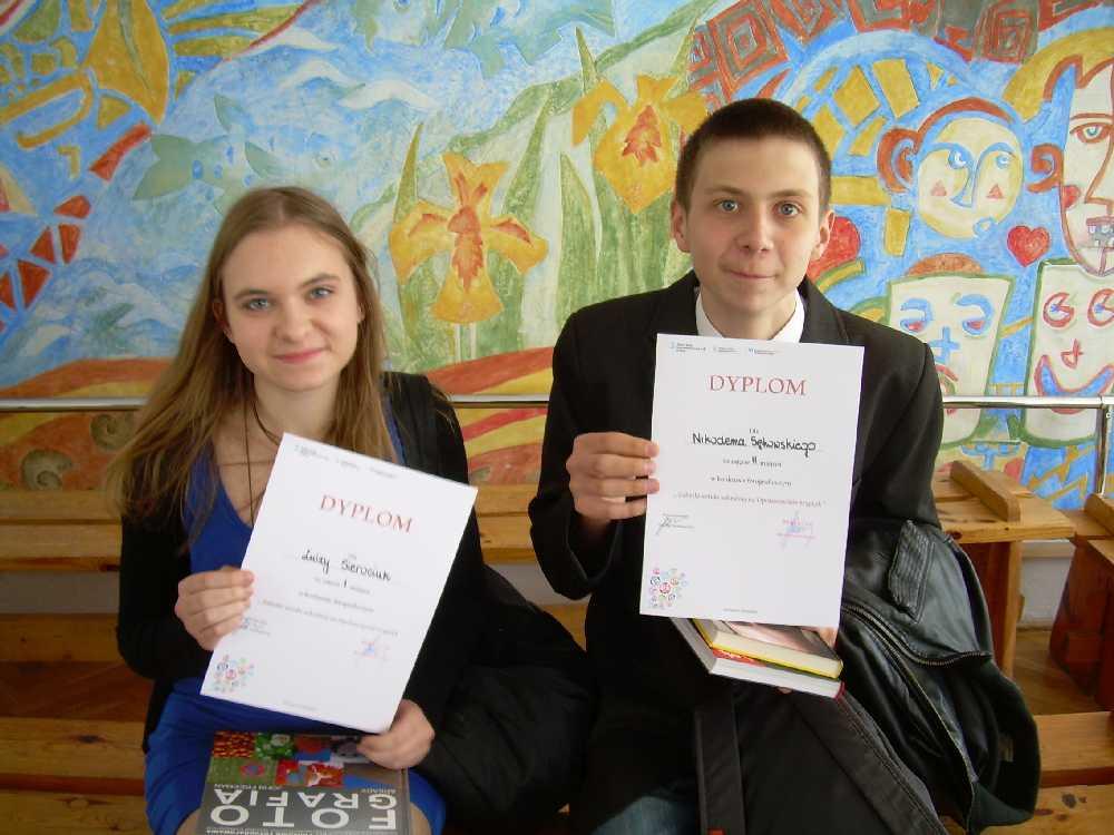 You are browsing images from the article: 22.04.2016r. konkurs 'W orbicie chrześcijańskiej Europy' rozstrzygnięty