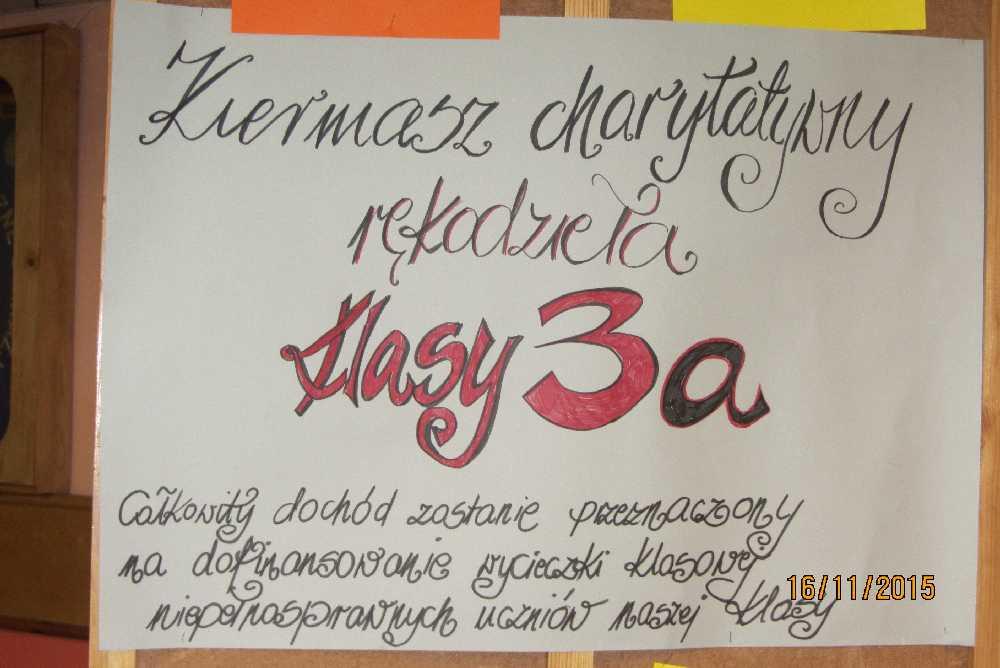 You are browsing images from the article: 16.11.2015r.Podziękowanie dla Rodziców Uczniów i Nauczycieli