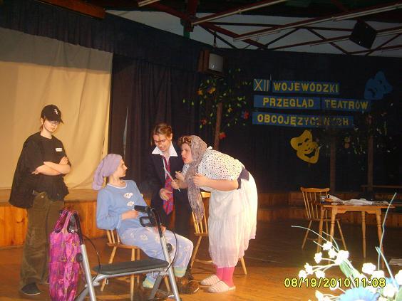 You are browsing images from the article: Wojewódzki Przegląd Teatrów Obcojęzycznych