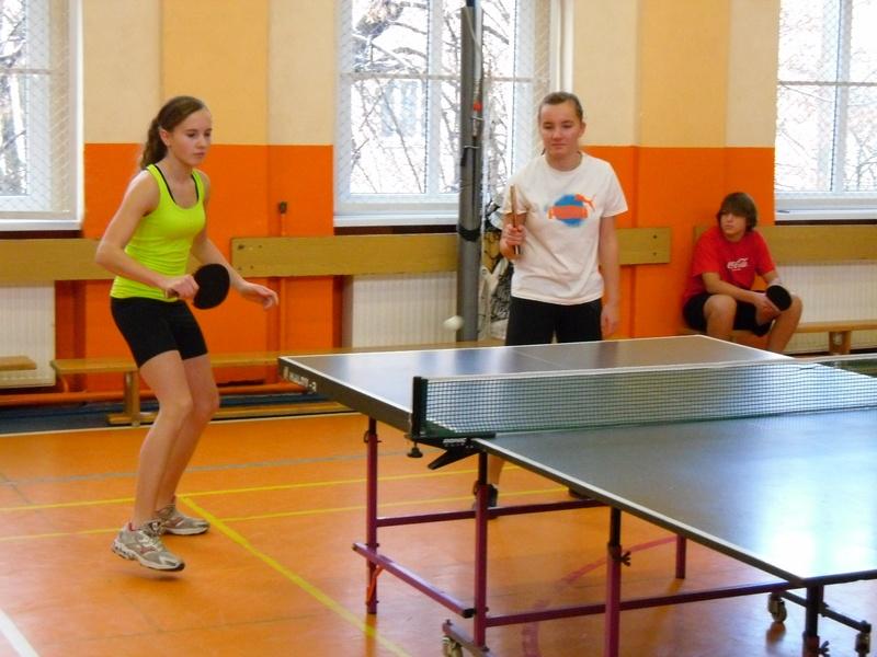 You are browsing images from the article: I miejsce w Mistrzostwach Opola w tenisie stołowym drużynowo dziewcząt